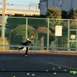 テニスグループレッスン