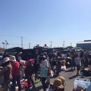 ★出店無料★チャリティフリーマーケット in 東金市 5/…