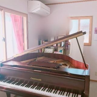 ピアノ、声楽の生徒さん募集