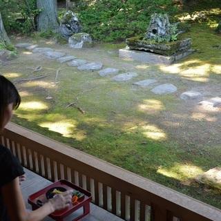 築400年の文化財×庭園を眺めるヨガと日本文化体験