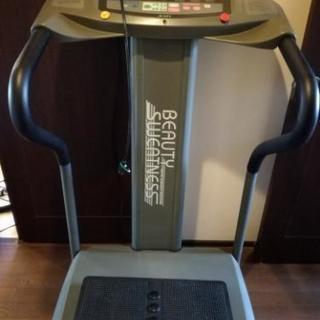 本格的なトレーニング機器