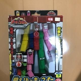 トッキューオー ソフビ400円→300円