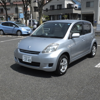 トヨタパッソG 総額¥250,000 車検32年2月 走行少5,...