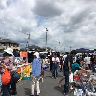 ★出店無料★チャリティフリーマーケット in 栃木市 5/13開催!