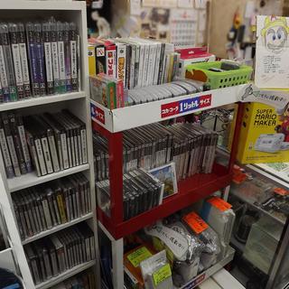ゲームソフト ゲーム機 取扱いしてます!【買取り☆販売】アウトレ...