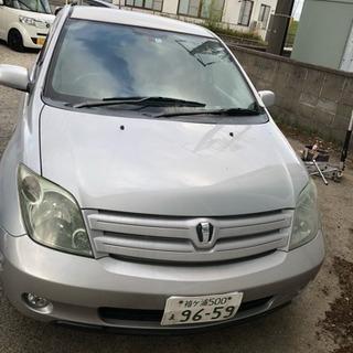 トヨタイスト車検31年7月迄