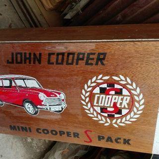 ミニMINIコンバージョンキット木箱