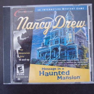 Nancy Drew Message in a Haunted ...