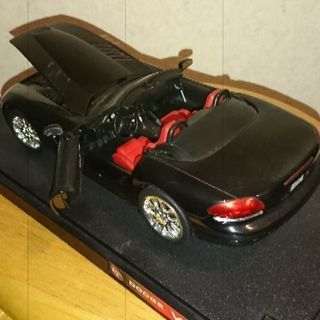 ダッヂ バイパー 1/18モデルカー - おもちゃ
