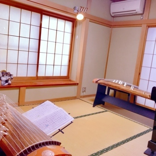 お箏(琴)三絃 教室