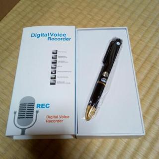 ペン型デジタルボイスレコーダー