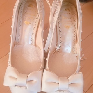 Feroux 新品未使用 パンプス 靴 ハイヒール