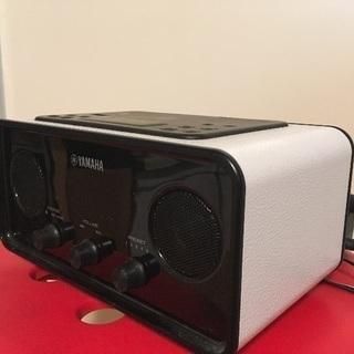 YAMAHA TSX-B72 ラジオ Bluetoothスピーカー