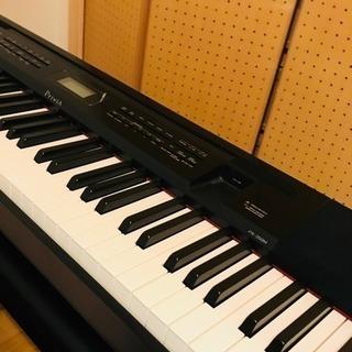 【CASIO】電子ピアノ(台&椅子付)