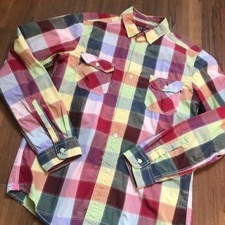 ビームスbeamsシャツ Mサイズ