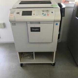 印刷機 デュープリンター|DP-F550