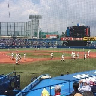 野球ウグイス嬢〜球場アナウンスいたします!
