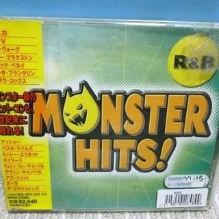 ♪CD オムニバス「MONSTER  HITS!」 R&B モニ...