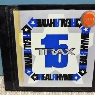 ♪CD オムニバス「REAL  RHYME  15  TRAX」...