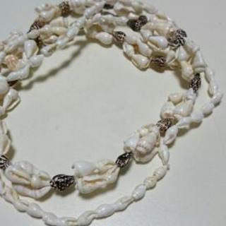 ハワイアン  アクセサリー ネックレス 貝殻