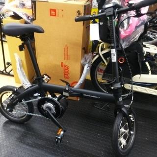 最新モデル 軽量 約12kgの電動アシスト自転車 TRANS M...