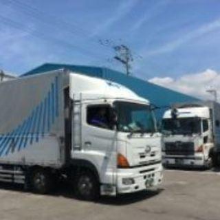 長距離4トントラックドライバー 京都