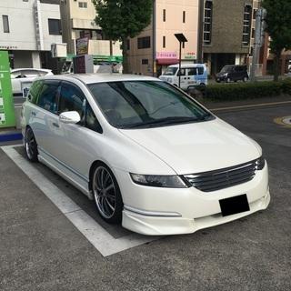 RB1 オデッセイ カスタム多数 VTEC 車高調 ホンダ