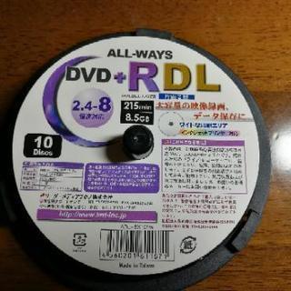 DVD + RDL 片面2層