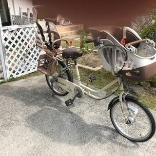 三人乗り自転車