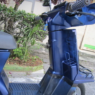 TDO1 青ホンダ ジャイロX トライク風青色 後輪 RACER 240155 824N - 浦添市