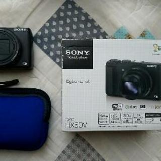 SONY  デジカメ  HX50V