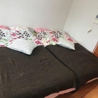 5月末で民泊を閉めます!家具家電セット1302号室