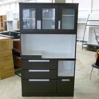 宮の沢 レンジボード 食器棚 家電ボード