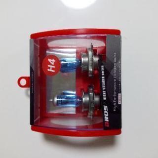 ハロゲンバルブH4 6000K  24V用(BROS製)
