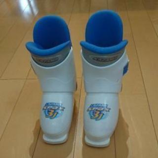 スキー靴 男児用17cm~18cm