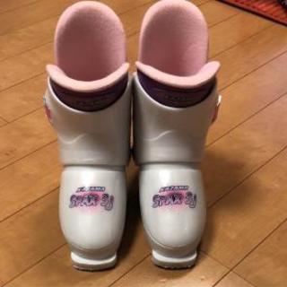 KAZAMAスキー靴 女児用 19cm~20cm