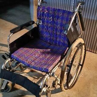 【値下げ】カワムラ 車椅子 跳ね上げ式