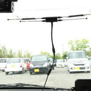 ポータブルナビ(Gorira)用Fmビックス&TVアンテナ