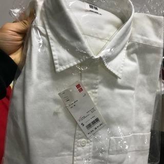 ユニクロUNIQLO ワイシャツ 75%off サイズS