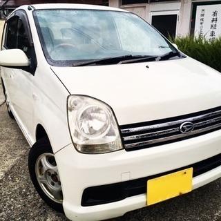 【総額 25万円】 ミラアヴィ 5速 4WD 女性ワンオーナー車...