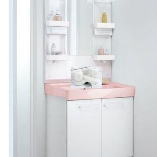 洗面化粧台を探しています! 幅600サイズ