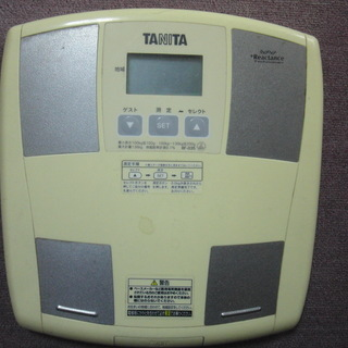 TANITA タニタ 体脂肪計 体重計