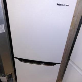 ハイセンス 冷蔵庫 150リットル 2016年モデル