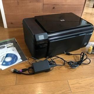 HP プリンター 複合機 Photosmart B109A