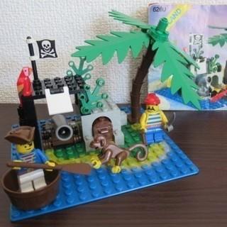 【昔のレゴ】LEGO:南海の勇者シリーズ 「南海の小島:6260」