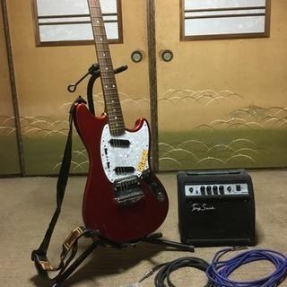 フェンダー ムスタング ギター f...