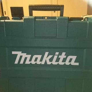マキタ18v 24mm充電式ハンマ...