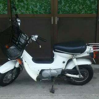 ホンダ シャリー CF50 実動車