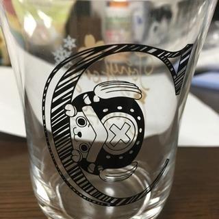 【未使用】チョッパーのグラス