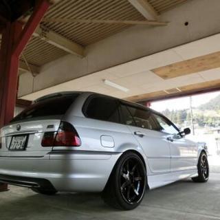 BMW E46 ツーリング